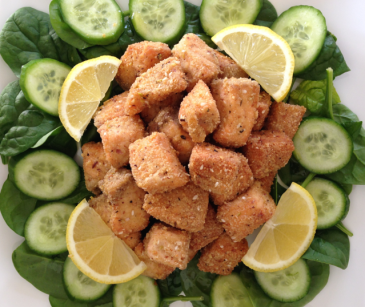 Salmon Bites featured image