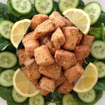 Salmon Bites featured image