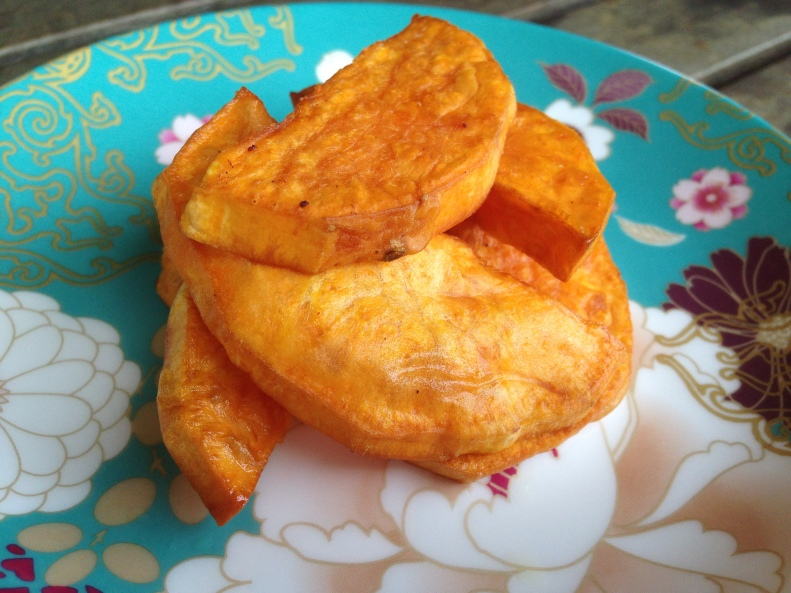 Sweet potato chips featured image