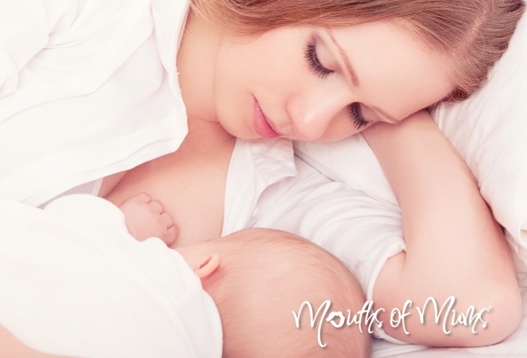featured image breastfeeding myths part 1
